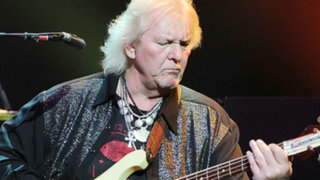 'Yes' despide a Chris Squire: su bajista y cofundador falleció a los 67 años