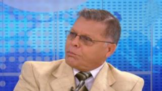 """Pérez Rocha sobre patrullaje militar: """"Se podría modificar Constitución para unir carteras del Interior y Defensa"""""""