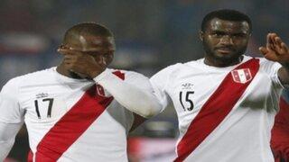 Perú vs. Chile: Luis Advíncula y su conmovedor llanto al final del partido