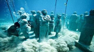 FOTOS : ¿Qué es lo más extraño que se puede encontrar en el fondo del mar?