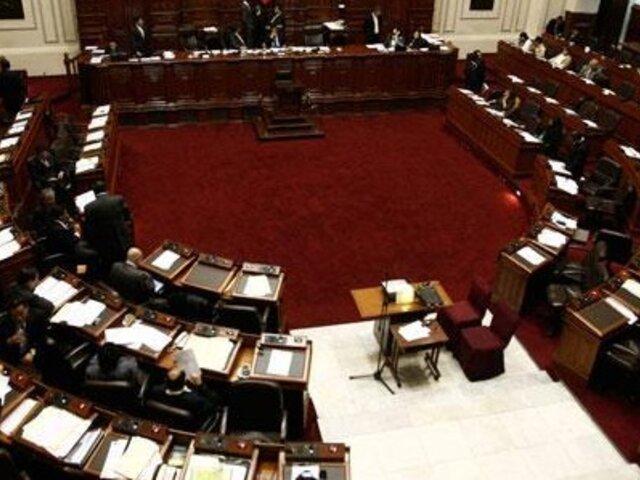 Congreso: tercera lista competirá con oposición por presidir Mesa Directiva