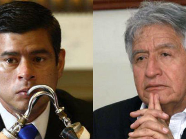 PJ pide levantar inmunidad a congresistas Luis Galarreta y Virgilio Acuña