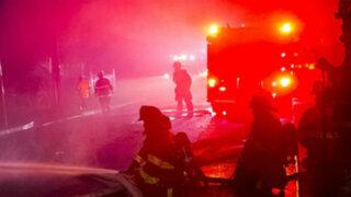 Cercado de Lima: incendio en quinta de Barrios Altos deja seis familias en la calle