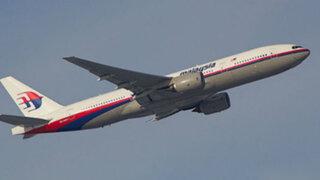 Malaysia Airlines: reanudan búsqueda del desaparecido avión MH370