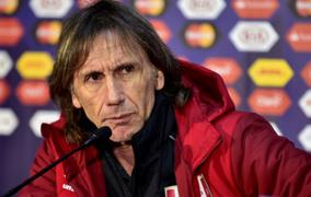 Ricardo Gareca y sus esperanzadoras palabras para el futbolista peruano