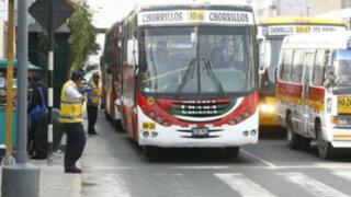 Inician operativos para retirar de circulación a 29 empresas de transporte público
