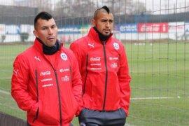 Selección chilena hace pedido ante lluvia de críticas y burlas de sus compatriotas