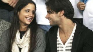 Andrés Wiese y Melania Urbina confirman fin de su relación