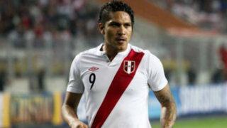 Paolo Guerrero no está feliz pese a que Perú consiguió el tercer puesto