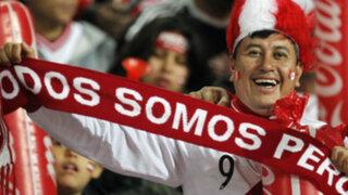 La fiesta del fútbol en Chile: Así se vivió la previa del Perú-Paraguay