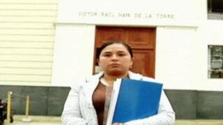 Despiden a mujer que denunció a congresista Julia Teves