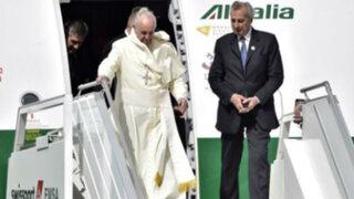 Papa Francisco partió hacia La Habana para visita histórica