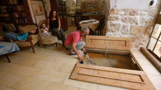 Reliquia arqueológica es encontrada debajo de una casa en Jerusalén