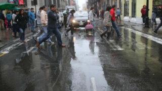 Lima: pronostican fuertes vientos y lloviznas para los próximos días