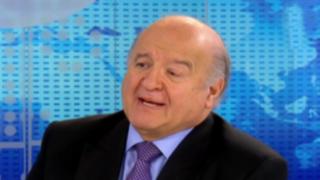 Economista Hernando De Soto descarta tener aspiraciones políticas