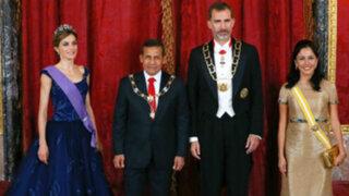 'Rey con Barba': ¿Humala dejó una mala impresión en su visita oficial a España?