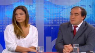 """Yonhy Lescano: """"Calderón admitió que se hacían transferencias de empresa venezolana"""""""