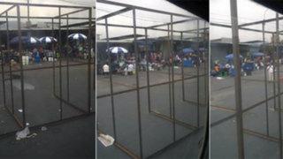 Municipio del Rímac retrocede: ambulantes no podrán construir mercado en la pista