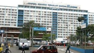 Pacientes son los más afectados por paro médico en EsSalud