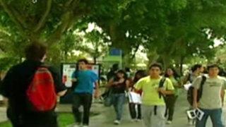 Estudiantes de San Marcos y la Católica se unen contra la delincuencia
