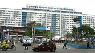 Pulpinas en Essalud: gerente sin experiencia administra hospital Rebagliati