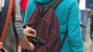 Autoridades capturan a sujeto que robó mochila de turista en Arequipa