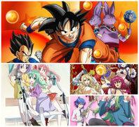 Estos son los diez animes que se estrenan este mes