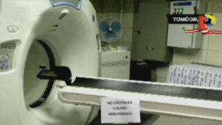 Informe 24: Equipos médicos del Hospital Almenara se encuentran en mal estado