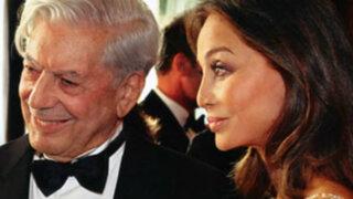 Espectáculo internacional: El nuevo romance de Vargas Llosa y los destapes de la farándula