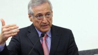 """Canciller Heraldo Muñoz coincide con Humala tras afirmación """"Con Chile no estamos peleados"""""""