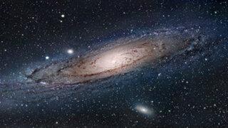 VIDEO : mira la Vía Láctea como si estuvieras en una nave espacial
