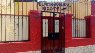 Barranco: asaltan cevichería en minutos y se llevan pertenencias de comensales
