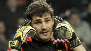 Bloque Deportivo:  Iker Casillas sale del Real Madrid por la puerta falsa