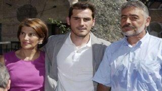 Iker Casillas: sus padres arremetieron contra Florentino Pérez tras fichaje del arquero con el Porto