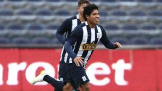 Torneo Apertura: Alianza goleó 3-0 a Comercio y escaló al segundo lugar