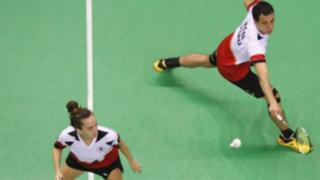 Toronto 2015: Perú asegura nueva medalla en la disciplina de bádminton