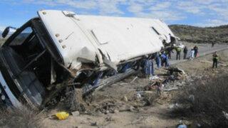 Cajamarca: despiste de camión dejó 13 muertos