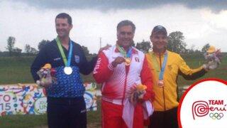 Toronto 2015: ¡Perú ganó el oro en fosa olímpica gracias a Pancho Boza!