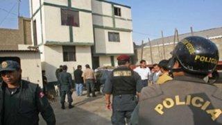Cañete: invasores de terreno atacaron comisaría de Cerro Azul tras desalojo