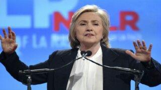EEUU: critican a Hillary Clinton por comentario racista