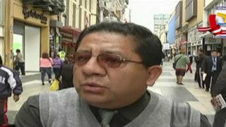 Población rechaza descontrol en penal de Lurigancho