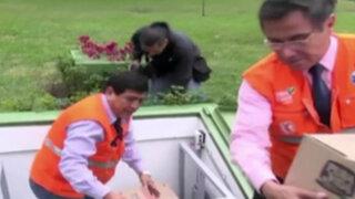 Miraflores: almacenes subterráneos en parques para casos de emergencia