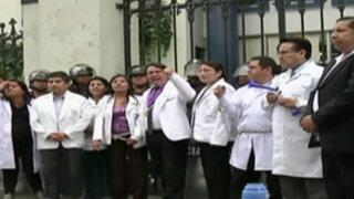 Morgue y medicina legal del Ministerio Público inician paro de 48 horas