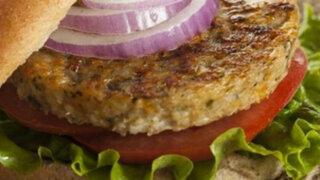 El perfecto sabor peruano: La deliciosa y nutritiva hamburguesa de quinua