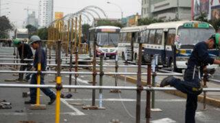 Problemas por andamios en av. Brasil: vecinos afirman que estructuras los perjudican