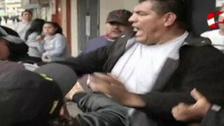 Susel Paredes termina herida durante clausura de discotecas en Los Olivos