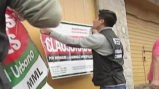 Clausuran discotecas en Los Olivos: Susel Paredes fue agredida durante operativo