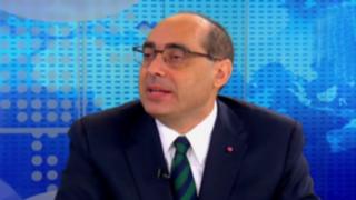 Fernán Altuve vocero de Odebrecht en el país descarta irregularidades