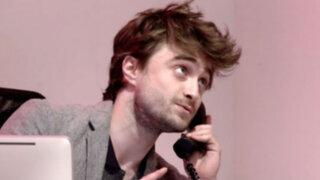 Espectáculo internacional: 'Harry Potter' se convierte en recepcionista