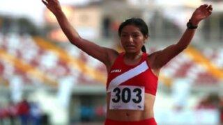 Inés Melchor obtuvo primer lugar en la Media Maratón de Miami